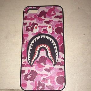 Bape iPhone 5 case